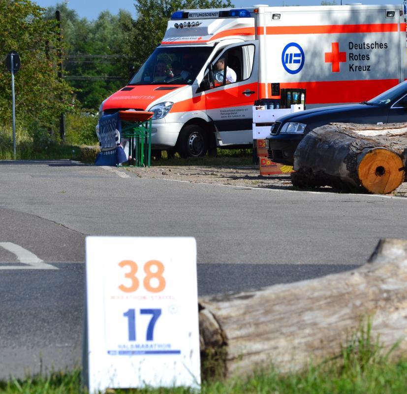 10. hella Marathon-Nacht Rostock 2012 - erste Eindrücke