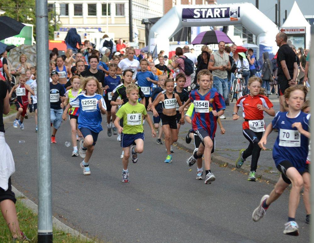 10. Marathon-Nacht Rostock 2012