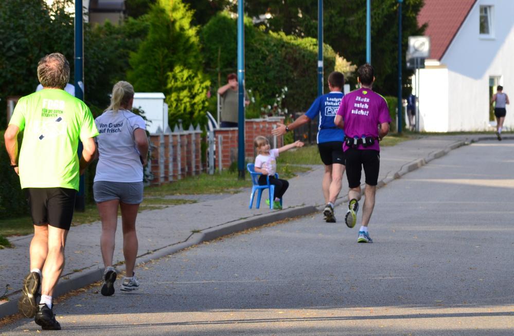10. Marathon-Nacht Rostock 2012 - erste Eindrücke