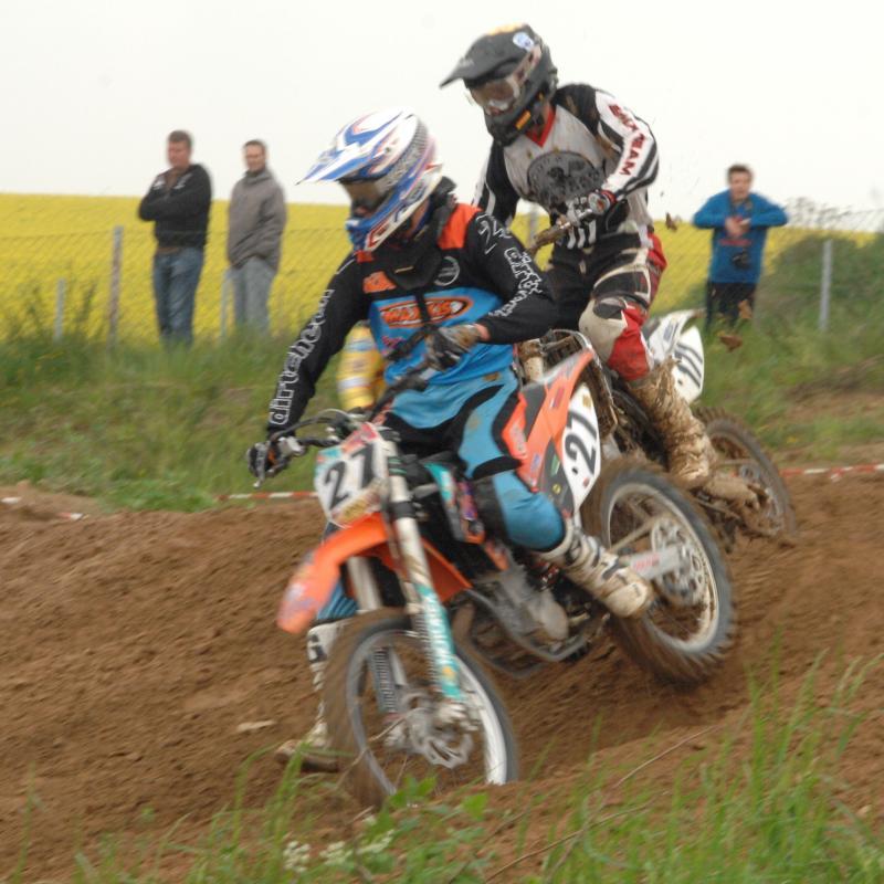 Pfingsten 2013 - MX-Rennen auf dem Tessiner Echoberg