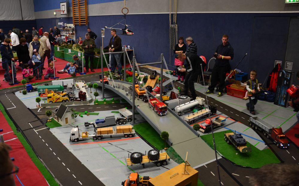 14. Rostocker Modellbau-Verkaufs-Ausstellung 2011