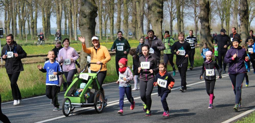 Molli-Lauf am 1. Mai 2016 in Bad Doberan / Heiligendamm