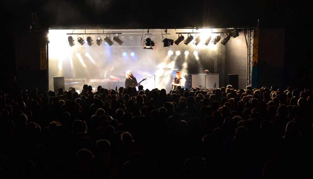 Karat-Konzert in Bad Doberan 2012