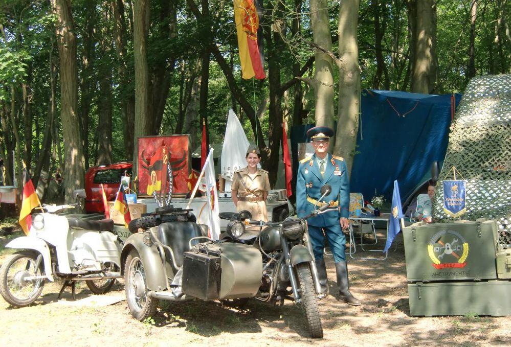weitere Bilder vom Ostblockfahrzeugtreffen 2010 in Pütnitz