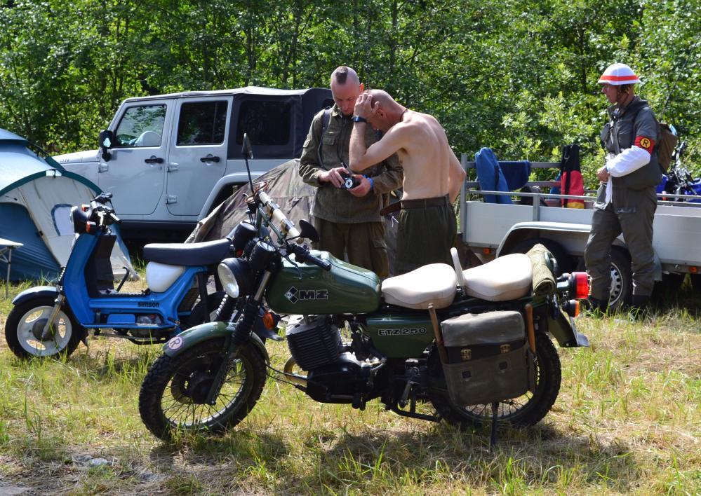 11. Internationales Ostblockfahrzeugtreffen Pütnitz 2012 * Ribnitz-Damgarten