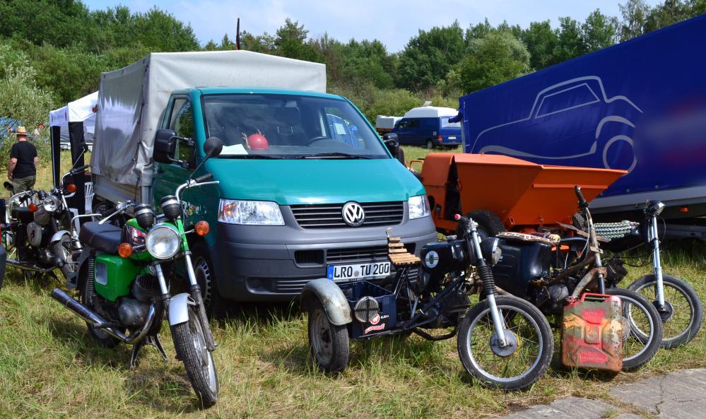 11. Internationales Ostblock-Fahrzeugtreffen 2012 in Pütnitz * Ribnitz-Damgarten