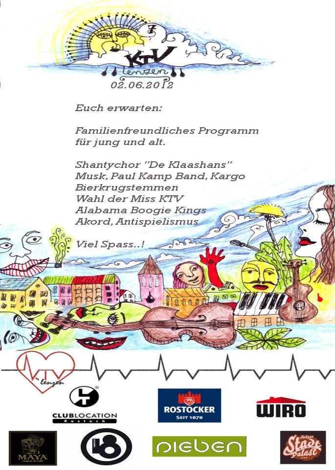 KTVlenzen Programm 2012