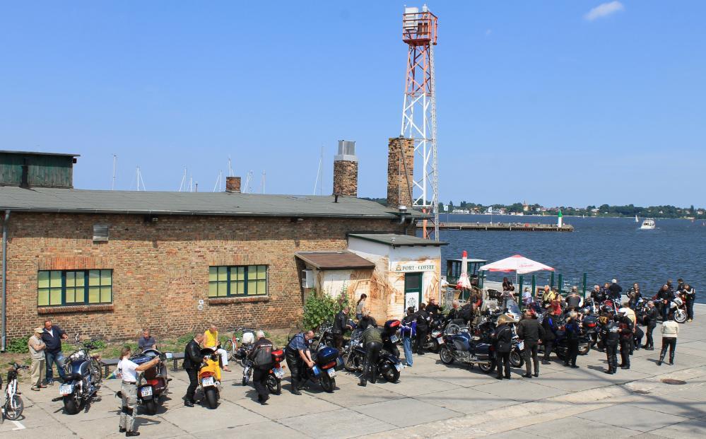 Pfingstausfahrt Mecklenburg 2011 vom Ostseebad Dierhagen nach Stralsund