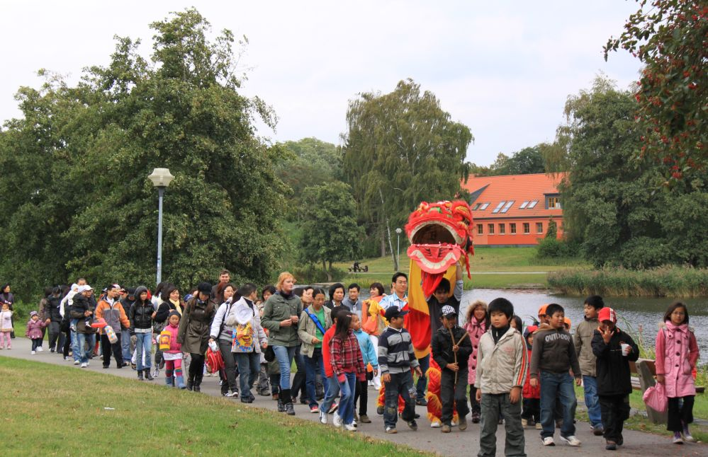 RAM TRUNG THU 2009 in Rostock