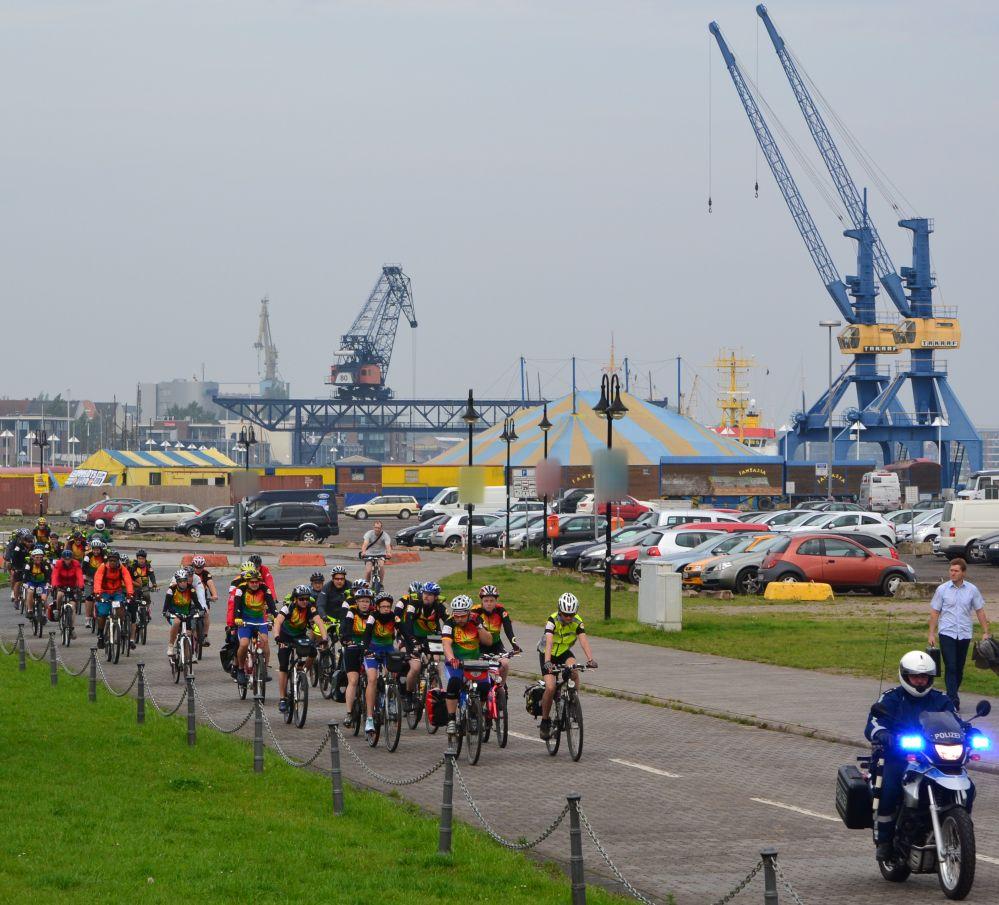 Regenbogenfahrt 2011