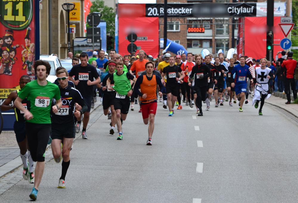 20. Rostocker Citylauf 2012
