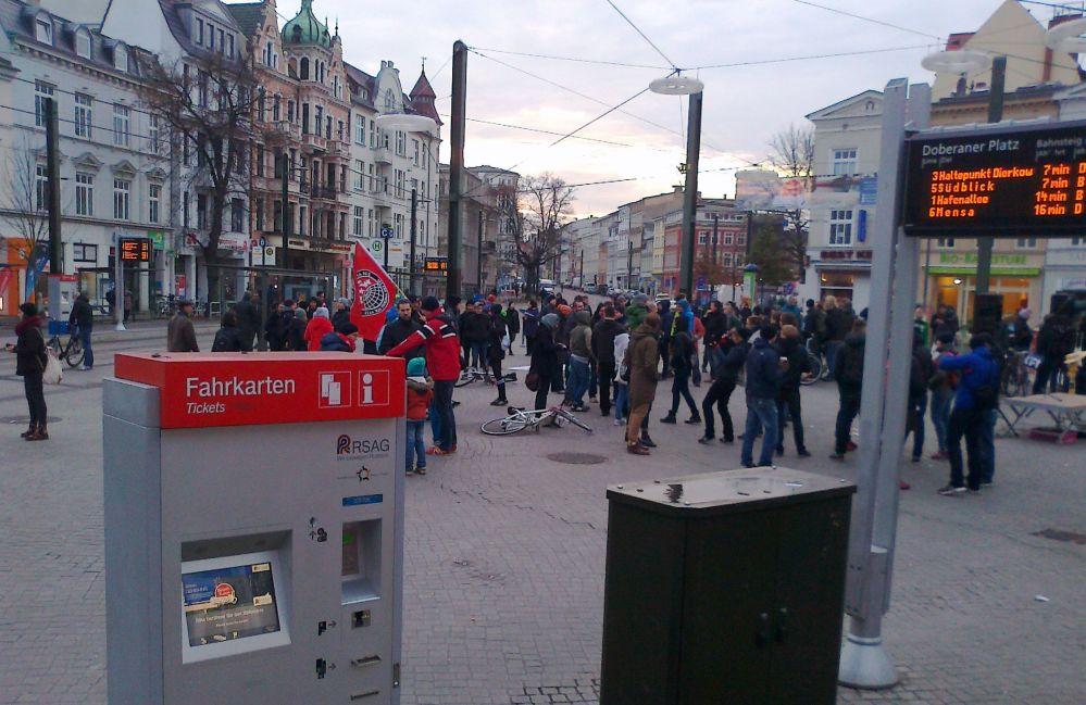 """Kundgebung """"Straßenbahn für Alle!"""" - Fahrpreiserhöhungen stoppen"""