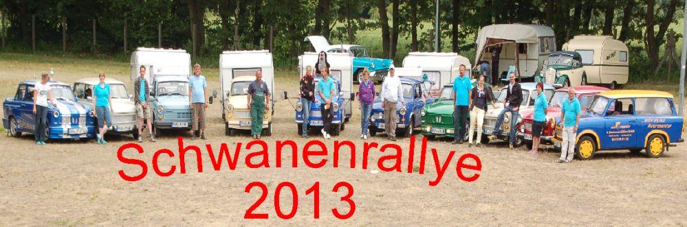 14. Schwanenrallye 2013