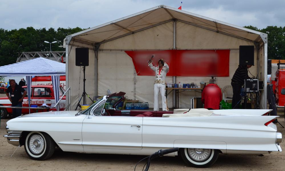 13. Schwanenrallye 2012 - Veranstaltungsgelände und Ausfahrt nach Warnemünde