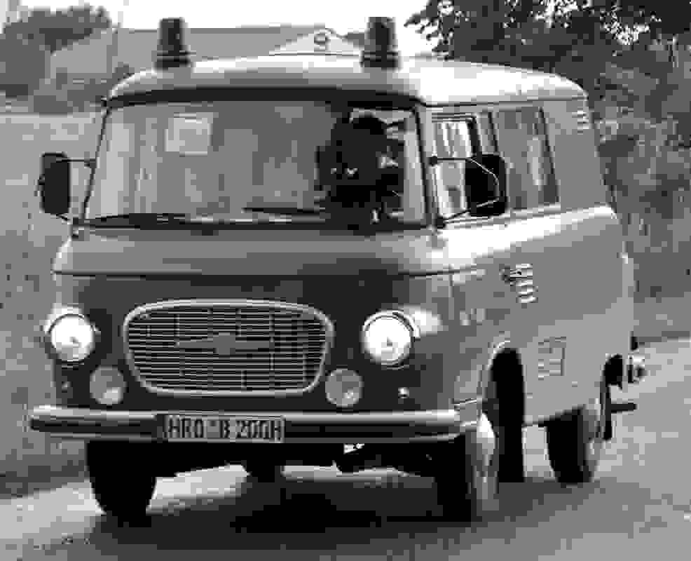 Oldtimer - Fahrzeug - Präsentation