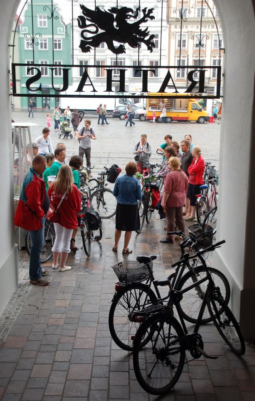 Stadtradeln 2014 in der Hansestadt Rostock