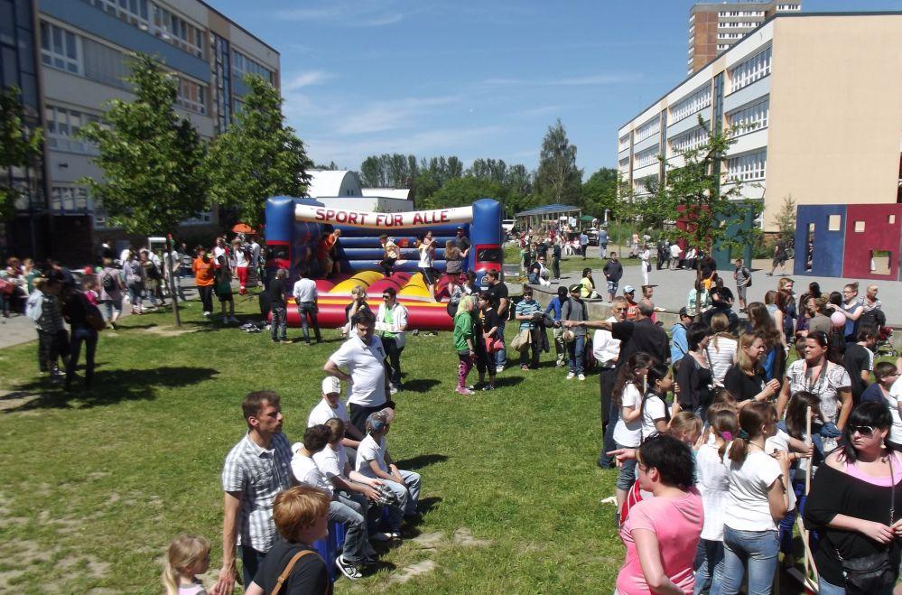 Stadtteilfest Rostock-Evershagen 2012