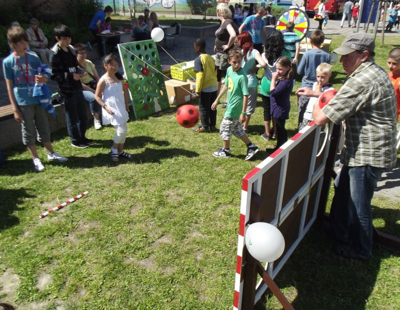 Ortsteilfest Rostock-Evershagen 2012