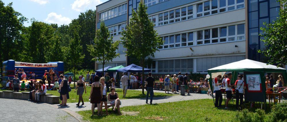 Wohngebietsfest Evershagen 2014