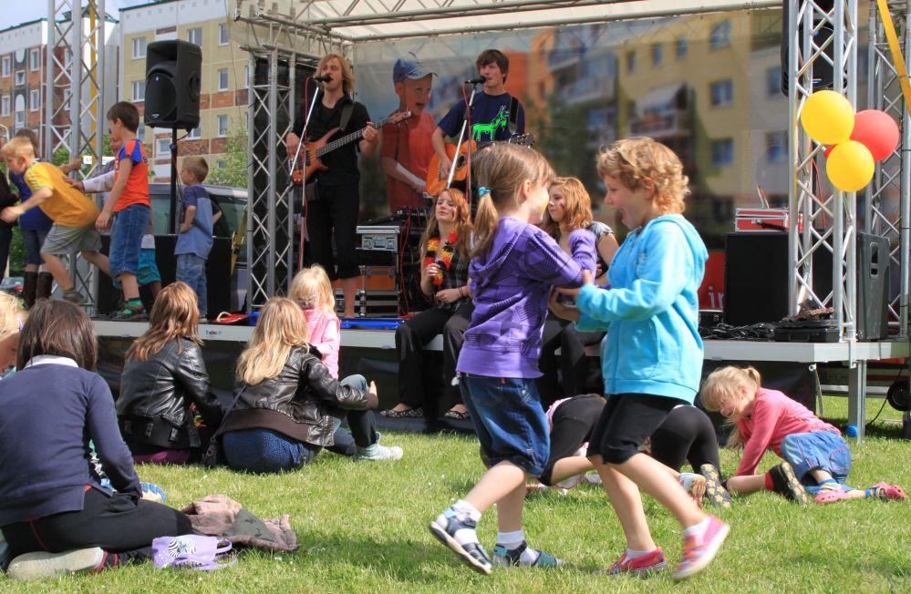 Stadtteilfest Schmarl 2010
