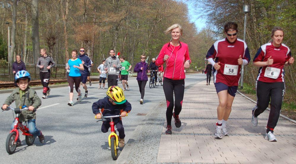 DRK Molli-Lauf am 1. Mai von Heiligendamm nach Bad Doberan