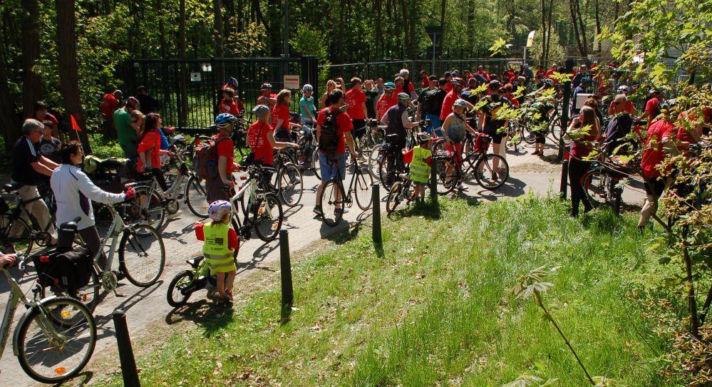 9. Rostocker Warnowtour 2014 zum Zoo Rostock