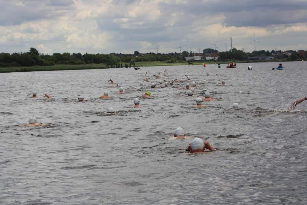 Warnowschwimmen 2009