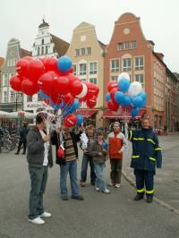 Foto 321 vom Weltkindertag in Rostock