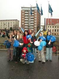 Foto 393 vom Weltkindertag in Rostock