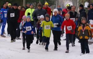 Winterbild aus Rostock und Umgebung