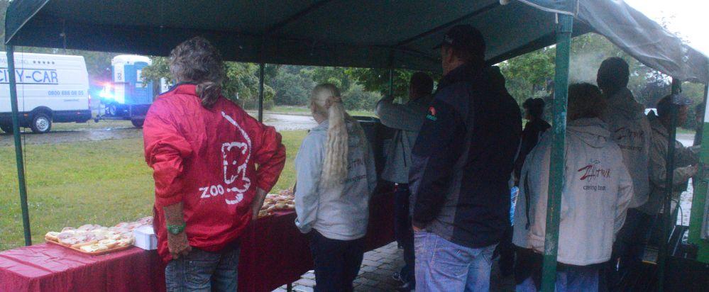 Tigerstarke Zootour 2014 von Rostock nach Eberswalde